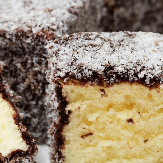 Quality Foods - lamingtons